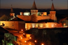 The spirit of the Middle Ages in Kamyanets-Podilsky Castle