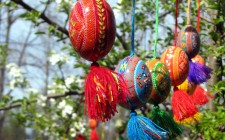 Easter Time in Lvov with the Pysanka Festival
